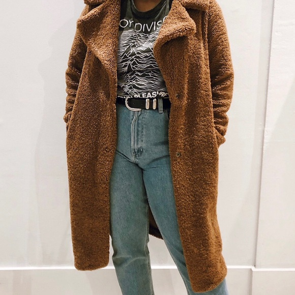 Jackets & Blazers - Maison cinqcent 500 teddy bear jacket XS